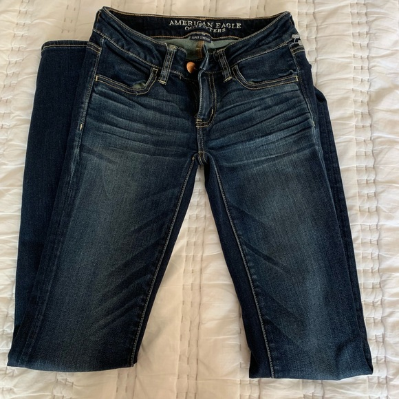 American Eagle Outfitters Denim - American Eagle Super Stretch Jeans